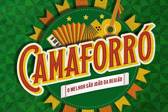 Programação do Camaforró de Camaçari 2018