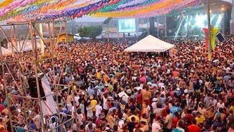 Programação do Carnaval de Cascavel 2019