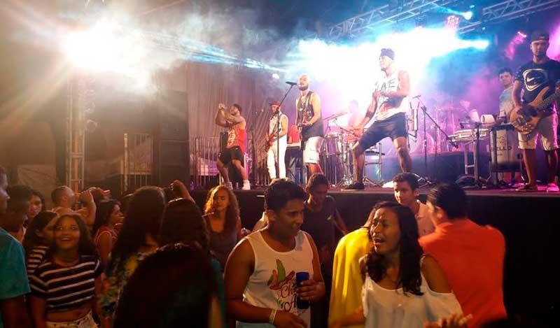 Programação do Carnaval de Itacajá 2019