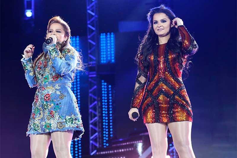 Maiara e Maraisa se apresentarão em Eunápolis em junho de 2019