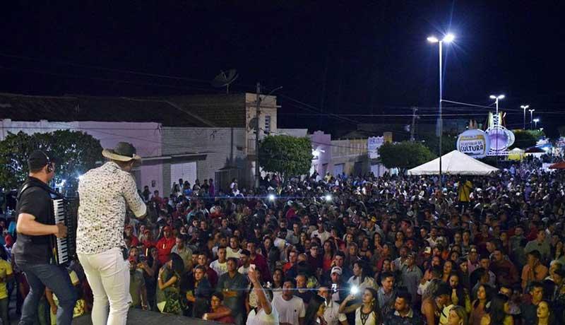 Programação do Réveillon de São Vicente 2020