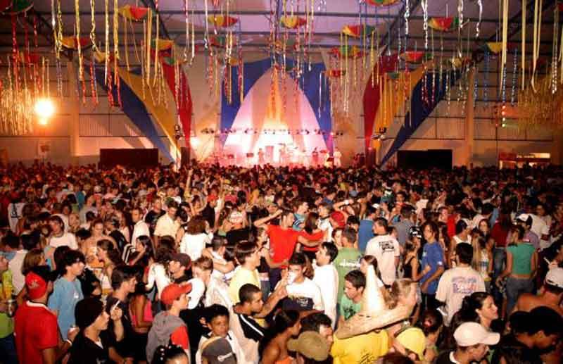 Programação do Carnaval de Concórdia 2020