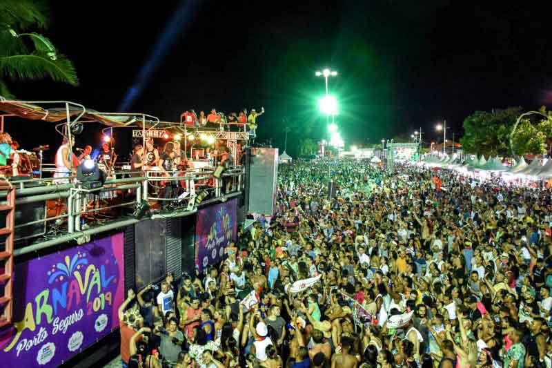 Programação do Carnaval de Carnaval de Cruz Alta 2020