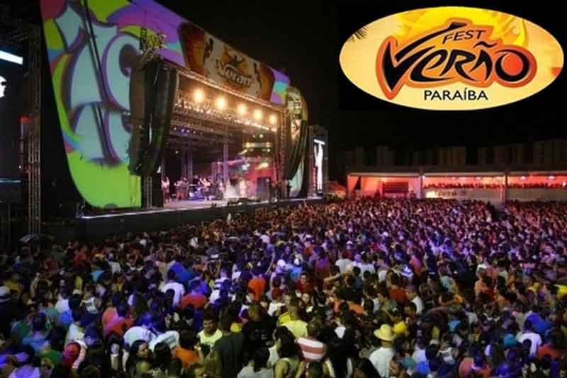 Programação do Fest Verão Paraíba 2020